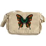 Power Butterfly Messenger Bag