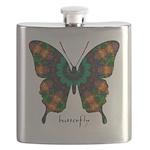 Power Butterfly Flask