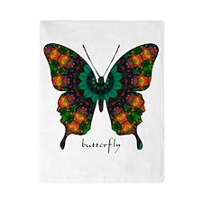 Power Butterfly Twin Duvet