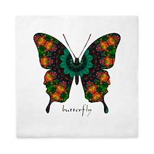 Power Butterfly Queen Duvet