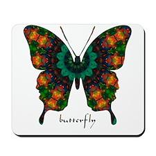 Power Butterfly Mousepad