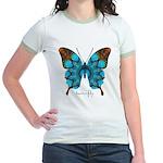 Redemption Butterfly Jr. Ringer T-Shirt