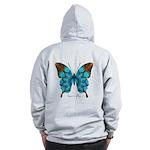 Redemption Butterfly B Zip Hoodie
