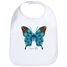 Redemption Butterfly Bib