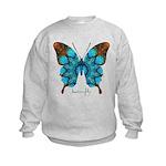 Redemption Butterfly Kids Sweatshirt