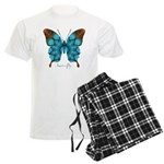 Redemption Butterfly Men's Light Pajamas