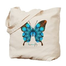 Redemption Butterfly Tote Bag