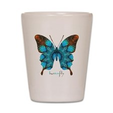 Redemption Butterfly Shot Glass