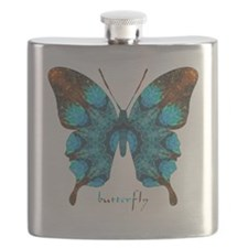 Redemption Butterfly Flask