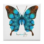 Redemption Butterfly Tile Coaster