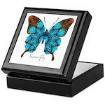 Redemption Butterfly Keepsake Box