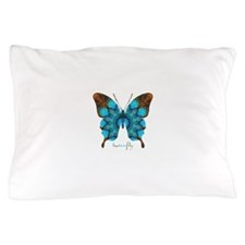 Redemption Butterfly Pillow Case
