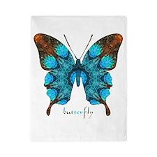 Redemption Butterfly Twin Duvet