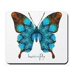 Redemption Butterfly Mousepad