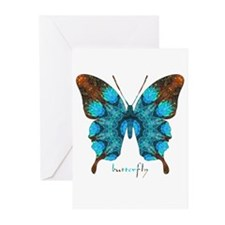 Redemption Butterfly Greeting Cards (Pk of 10)