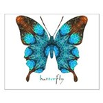 Redemption Butterfly Small Poster