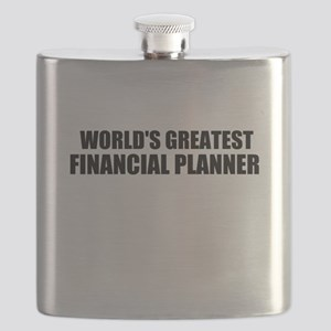 WORLDS GREATEST FINANCIAL PLANNER Flask