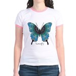 Transformation Butterfly Jr. Ringer T-Shirt
