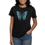 Transformation Butterfly Women's Dark T-Shirt