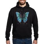 Transformation Butterfly Hoodie (dark)
