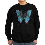 Transformation Butterfly Sweatshirt (dark)