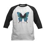 Transformation Butterfly Kids Baseball Jersey
