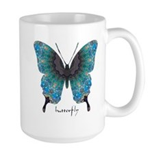 Transformation Butterfly Large Mug