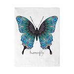 Transformation Butterfly Twin Duvet