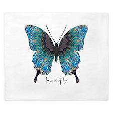 Transformation Butterfly King Duvet