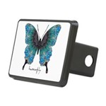 Transformation Butterfly Rectangular Hitch Cover