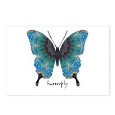 Transformation Butterfly Postcards (Package of 8)