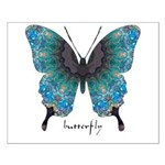 Transformation Butterfly Small Poster