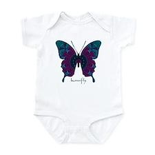 Luminescence Butterfly Infant Bodysuit