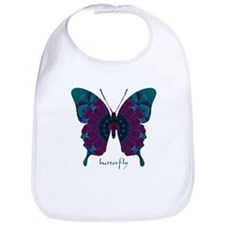 Luminescence Butterfly Bib