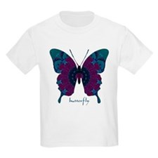 Luminescence Butterfly Kids Light T-Shirt
