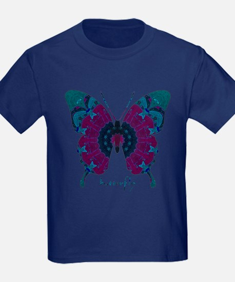 Luminescence Butterfly T