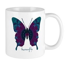 Luminescence Butterfly Mug