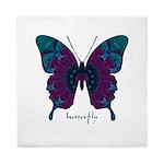 Luminescence Butterfly Queen Duvet