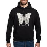 Purity Butterfly Hoodie (dark)