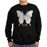 Purity Butterfly Sweatshirt (dark)