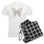 Purity Butterfly Men's Light Pajamas