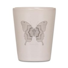 Purity Butterfly Shot Glass