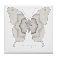 Purity Butterfly Tile Coaster