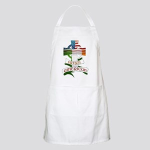 Irish American Celtic Cross Apron