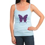 Princess Butterfly Jr. Spaghetti Tank