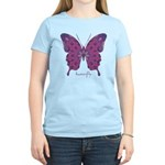 Princess Butterfly Women's Light T-Shirt