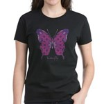 Princess Butterfly Women's Dark T-Shirt