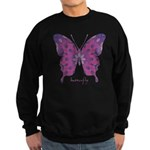 Princess Butterfly Sweatshirt (dark)