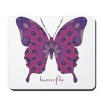 Princess Butterfly Mousepad