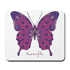 Princess Butterfly Mousepad